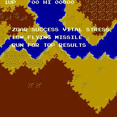 Zoar (ARC)  © Data East 1982   4/4