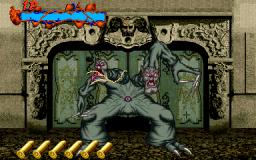 Zombie Raid (ARC)  © American Sammy 1995   3/3