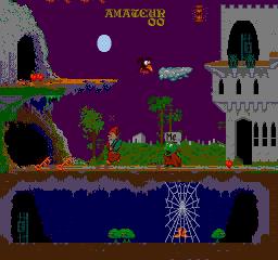 Zwackery (ARC)  © Bally Midway 1986   2/3