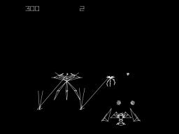 War Of The Worlds (ARC)  © Cinematronics 1982   1/3