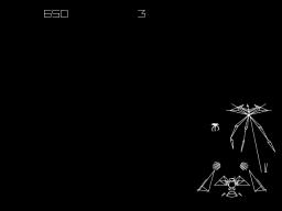 War Of The Worlds (ARC)  © Cinematronics 1982   2/3