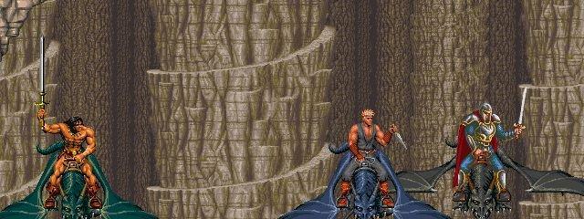 Warrior Blade: Rastan Saga Episode III (ARC)  © Taito 1991   9/14