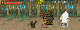 Warrior Blade: Rastan Saga Episode III (ARC)  © Taito 1991   3/14