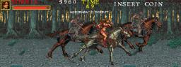 Warrior Blade: Rastan Saga Episode III (ARC)  © Taito 1991   2/14