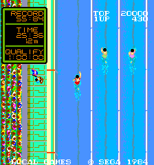 Water Match (ARC)  © Sega 1984   3/4