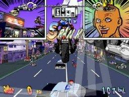 Wild Riders (ARC)  © Sega 2001   1/3