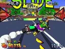 Wild Riders (ARC)  © Sega 2001   2/3