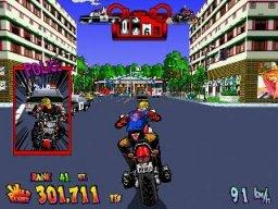 Wild Riders (ARC)  © Sega 2001   3/3