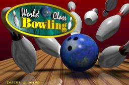 World Class Bowling (ARC)  © Incredible Technologies 1997   1/3