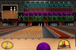 World Class Bowling (ARC)  © Incredible Technologies 1997   2/3