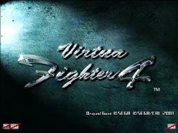 Virtua Fighter 4 (ARC)  © Sega 2001   1/4