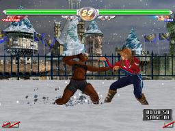 Virtua Fighter 4 (ARC)  © Sega 2001   2/4