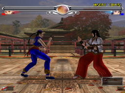 Virtua Fighter 4 Evolution (ARC)   © Sega 2002    2/4