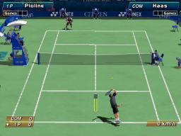 Virtua Tennis (ARC)  © Sega 1999   3/4