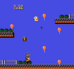 Vs. Gumshoe (ARC)  © Nintendo 1987   2/3