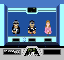 Vs. Hogan's Alley (ARC)  © Nintendo 1984   2/3