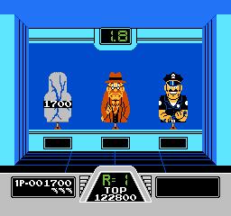 Vs. Hogan's Alley (ARC)  © Nintendo 1984   3/3