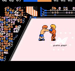 Vs. T.K.O. Boxing (ARC)  ©  1987   2/4