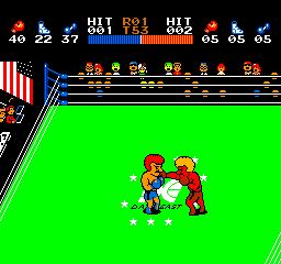 Vs. T.K.O. Boxing (ARC)  ©  1987   3/4