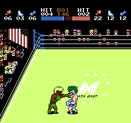 Vs. T.K.O. Boxing (ARC)  ©  1987   4/4