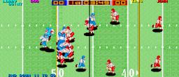 Tecmo Bowl (ARC)  © Tecmo 1987   3/3