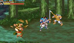 Warriors Of Fate (ARC)  © Capcom 1992   3/10