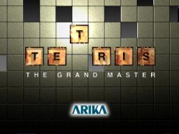 Tetris: The Grand Master (ARC)  © Arika 1998   1/4
