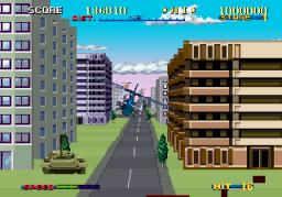 Thunder Blade (ARC)  © Sega 1987   2/5