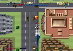 Thunder Blade (ARC)  © Sega 1987   4/5