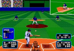Tommy Lasorda Baseball (ARC)  © Sega 1989   2/2