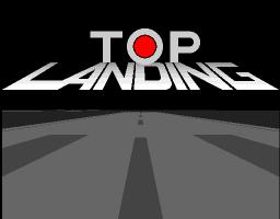 Top Landing (ARC)  © Taito 1988   1/2
