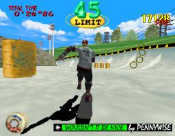 Top Skater (ARC)  © Sega 1997   2/4