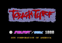 Tough Turf (ARC)  © Sega 1988   1/4