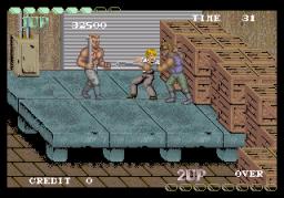Tough Turf (ARC)  © Sega 1988   3/4