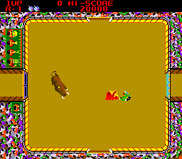 Bull Fight (ARC)  © Sega 1984   2/3