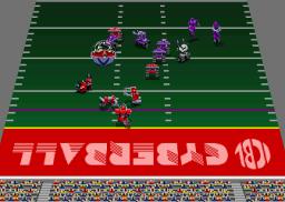 Tournament Cyberball 2072 (ARC)  © Atari Games 1989   2/2