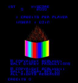 Tron (ARC)  © Bally Midway 1982   1/5