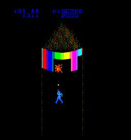 Tron (ARC)  © Bally Midway 1982   3/5