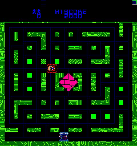 Tron (ARC)  © Bally Midway 1982   5/5