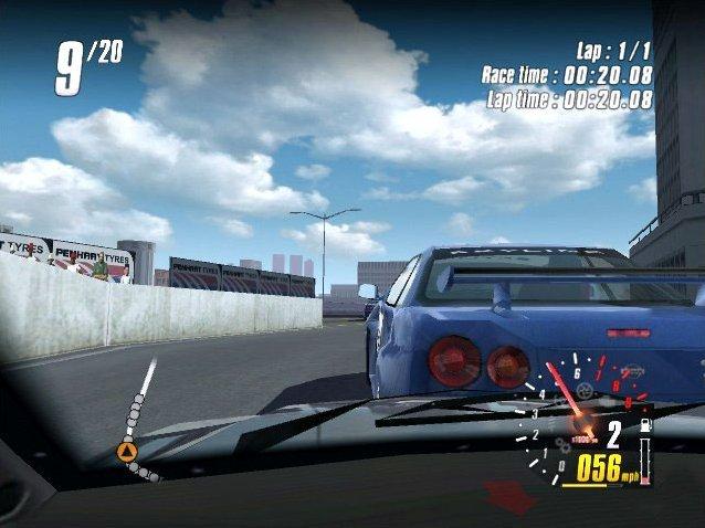 TOCA Race Driver 2 (XBX)  © Codemasters 2004   4/7