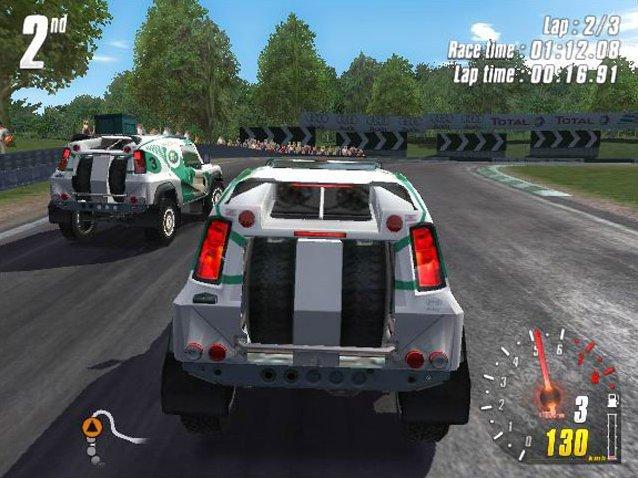 TOCA Race Driver 2 (XBX)  © Codemasters 2004   7/7