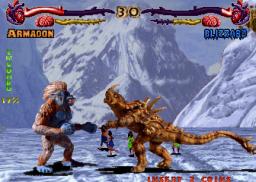 Primal Rage (ARC)  © Atari Games 1994   2/6