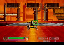 Alien 3: The Gun (ARC)  © Sega 1993   2/5