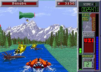 Hydra (ARC)  © Atari Games 1990   4/4