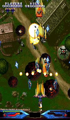 Dimahoo (ARC)  © Capcom 2000   2/7