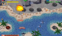 1944: The Loop Master (ARC)  © Capcom 2000   9/10