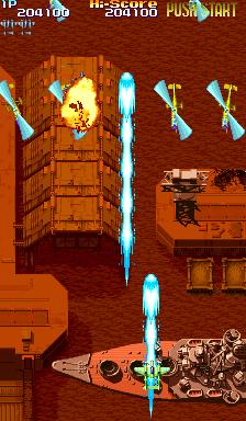 19XX: The War Against Destiny (ARC)  © Capcom 1995   7/10