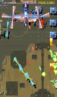 19XX: The War Against Destiny (ARC)  © Capcom 1995   2/10