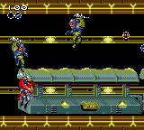 Gunstar Heroes (GG)  © Sega 1995   2/2