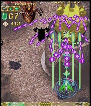 ESPGaluda (PS2)  © Atlus 2004   4/6